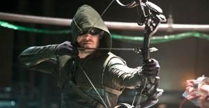 Stephen in Arrow